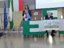 Liliana Di Giacomo, presidente MFE Puglia, introduce il convegno